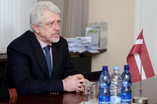 """""""Это победа коалиции"""", заявил Ояр Калниньш"""