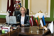 Ināra Mūrniece: economic recovery will require dedicated efforts of the entire Baltic region